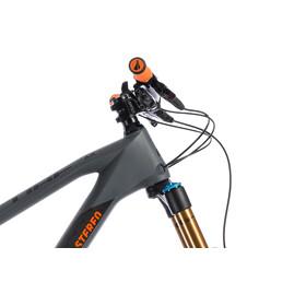 Cube Stereo 150 C:68 TM 29 Grey'n'Orange